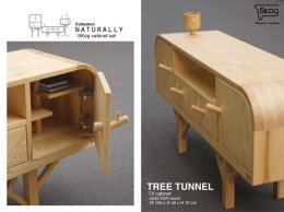 TREE TUNNEL tv cabinet