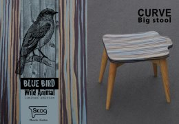 CURVE big stool