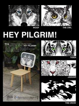 HEY! PILGRIM