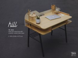 HILL-refresh desk