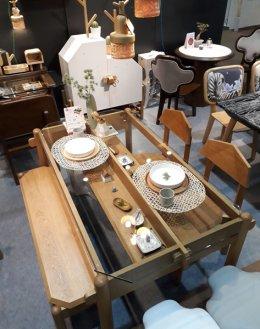 STONE AGE dining set