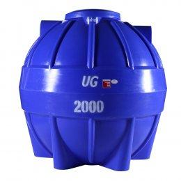 ถังน้ำฝังใต้ดินทรงตั้ง 2000 ลิตร (UG)