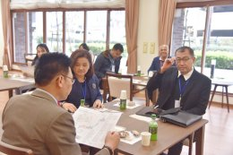 ศึกษาดูงานศูนย์ดูแลผู้สูงอายุ Concier (บริษัท ริเออิ) สาขา Osaka