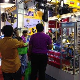 บรรยากาศภายในงาน Manufacturing Expo 2014