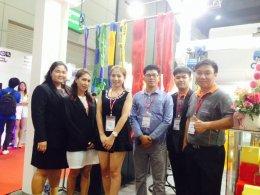 บรรยากาศในงาน MANUFACTURING EXPO 2015