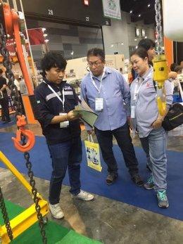 บรรยากาศในงาน MANUFACTURING EXPO 2017