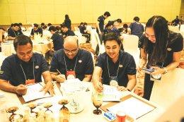 EXXON Team Building