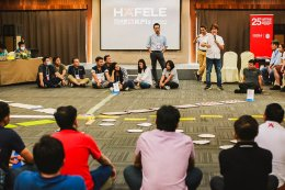 HAFELE Team Building 2019