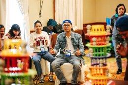 Pepsico Team Building