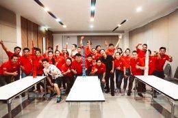 Pepsico & CI Team  Building 2018