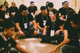 Sangfa Team Building