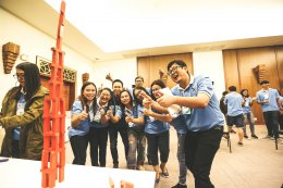 TEDA Group Team Building