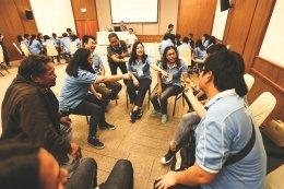 TEDA Group Team Building