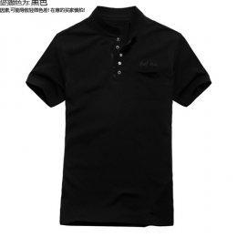 [[พร้อมส่ง 2XL]] [TS-013] TS ++เสื้อ++ เสื้อโปโลสีดำ