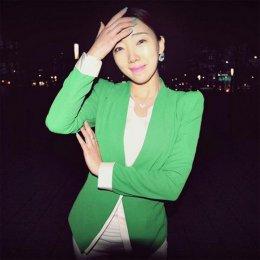 [[*พร้อมส่ง L]] [SZ-3502] Shezyy ++เสื้อ++ เสื้อคลุมสีเขียว