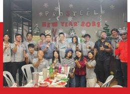 กิจกรรมสังสรรค์ปีใหม่ Happy New Year 2021