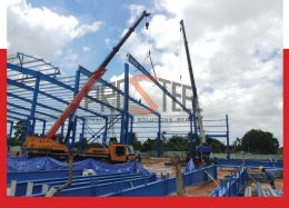 NEW ESL WAREHOUSE (CRANE 32 TON)