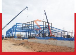 28-NEW ESL WAREHOUSE (CRANE 32 TON)