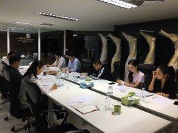 การประชุมคณะอำนวยการจัดงานสุพรรณหงส์ครั้งที่ 29  ครั้งที่ 3/2562
