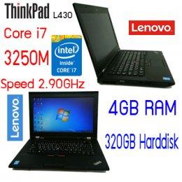 Lenovo L430 Core i7 -3520M @2.90 GHz RAN 4GB