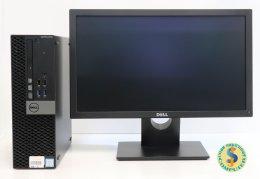 ชุด Dell Optiplex 3040 Core i3 -6100 GEN6 LED 19 นิ้ว
