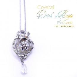 Crystal Witch Magic Perfume สีขาวขุ่น