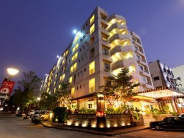 Pacific Park Hotel Residence