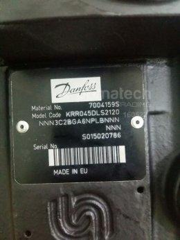 Axial Piston Open Circuit Pump Series 45 KRR-045D
