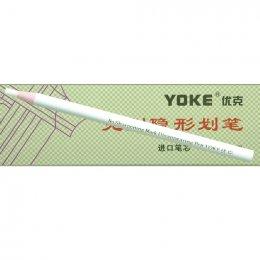 ดินสอ wax เขียนผ้า สามารถลบได้ด้วยความร้อน ยาว 16 ซม.