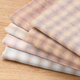 ผ้าทอ สีพื้น ขนาด 1/8 m. (25 x 70 cm.)  เลือกสีด้านในค่ะ