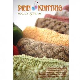 หนังสือ PINN Knitting Patterns & Symbols 02