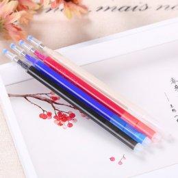 ไส้ปากกาสำหรับเขียนผ้า สามารถลบได้ด้วยความร้อน สีเลือกด้านในค่ะ ด้ามละ