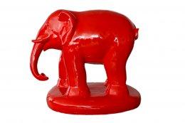 90. ช้างแดง