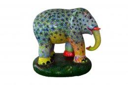 63. ช้างของเขา