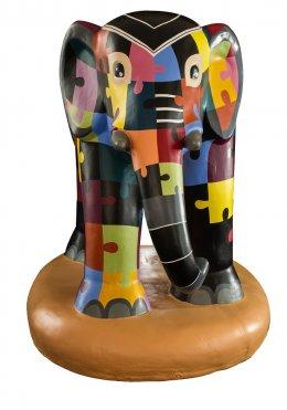 29. Jigsaw Lak See - The Colorful Jigsaw