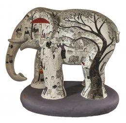 33. ChaangAsean - The ASEAN Elephant