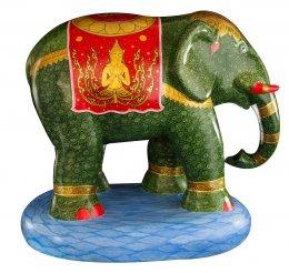 13. Chaang Song Lanna - Lan Na Elephant