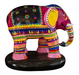 28. ยาม่า (ภาษาอาข่า แปลว่า ช้าง)