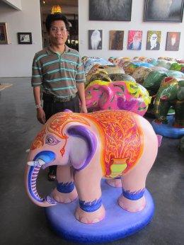 01. ช้างทรงหม้อน้ำ บูรณฆฏ