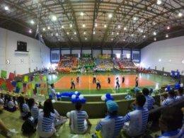 สยามสไมล์จัดกิจกรรมกีฬาสีและงานเลี้ยงสังสรรค์กระชับสัมพันธ์ ณ สนามกีฬากลาง อบจ.พระนครศรีอยุธยา ครั้งที่ 11