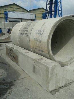 Concrete Pipe Supportors / Steel Pipe Protector