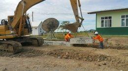 งานระบบไฟฟ้า ณ สถาบันเทคโนโลยีกำปงสปือ ราชอาณาจักรกัมพูชา