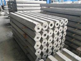 เสาเข็ม หกเหลี่ยมกลวง( Hexagonal hollow pile)(Concrete Pile)
