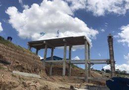 บริษัท ณัฐณิชาพัช คอนสตรัคชั่น จำกัด งานโครงการ พัฒนาสระเก็บน้ำดิบทับมา จ.ระยอง