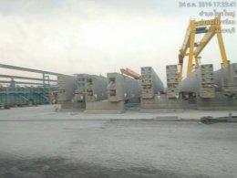 ทีมงาน Sino-Thai ที่ให้ความไว้วางใจ ใช้บริการ เช่ารถ Ready MIX พร้อมคนขับ สำหรับหน่วยงานโรงหล่อ SINO-THAI Concrete Manufacturing