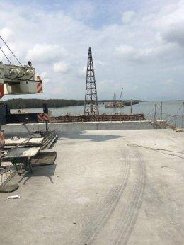 บริษัท บางแสนมหานคร จำกัด หน่วยงาน ก่อสร้างถนนเลียบชายฝั่งทะเลบางแสน