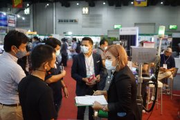 Sum up an event of Food Pack Asia 2021