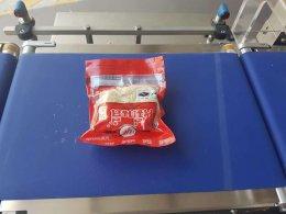 Checkweigher machine for noodles @ Bangkok