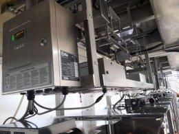 ติดตั้งเครื่องตรวจจับโลหะสำหรับขนม จ.กรุงเทพมหานคร (รุ่น THS/G21E)