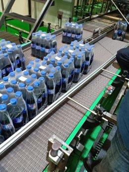 Conveyor for beverage @ Chonburi